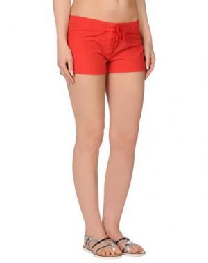 Пляжные брюки и шорты BLAUER. Цвет: красный