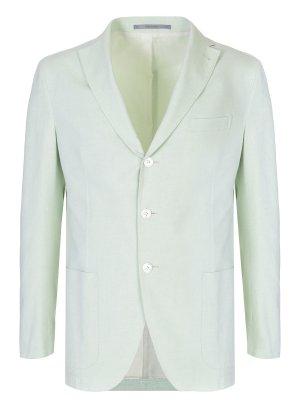 Хлопковый пиджак CANTARELLI