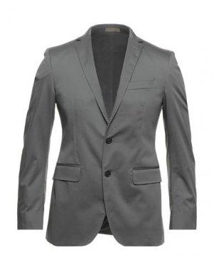 Пиджак FRADI. Цвет: свинцово-серый