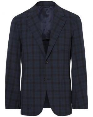 Пиджак CAMOSHITA by UNITED ARROWS. Цвет: грифельно-синий