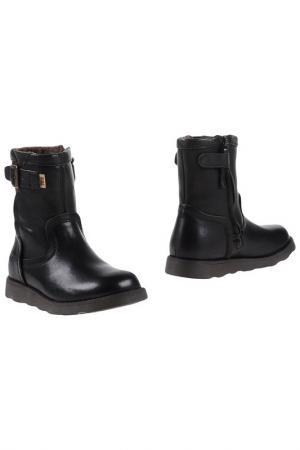 Ботинки BISGAARD. Цвет: черный