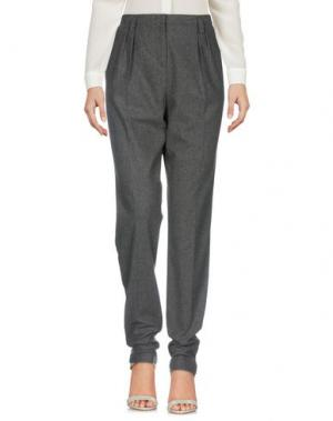 Повседневные брюки SONIA by RYKIEL. Цвет: серый