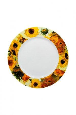 Тарелка десертная 19 см Thun1794. Цвет: белый