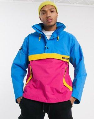 Синяя куртка Ski Smock 86-Синий Berghaus