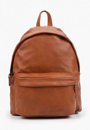 Рюкзак Eastpak PADDED PAKR. Цвет: коричневый