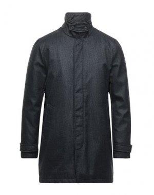 Пальто ARMATA DI MARE. Цвет: стальной серый