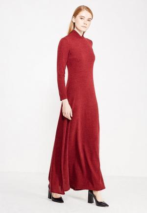 Платье Alina Assi. Цвет: бордовый