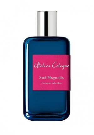 Парфюмерная вода Atelier Cologne SUD MAGNOLIA Absolue 100 мл. Цвет: прозрачный