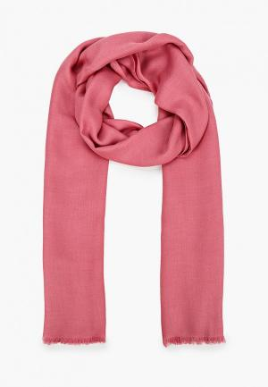 Палантин Coccinelle. Цвет: розовый