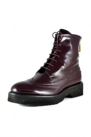 Ботинки Alberto Guardiani. Цвет: бордовый