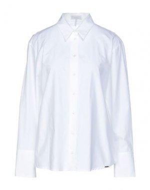 Pубашка CINQUE. Цвет: белый
