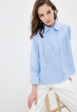 Блуза Joop!. Цвет: голубой