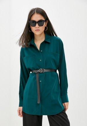 Блуза и топ Euros Style. Цвет: зеленый
