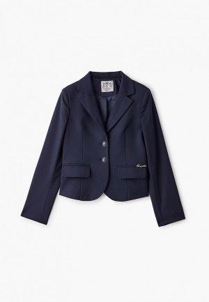 Пиджак Choupette. Цвет: синий