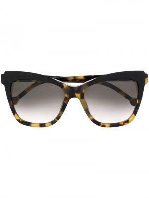 Солнцезащитные очки SHE791 Ch Carolina Herrera. Цвет: черный
