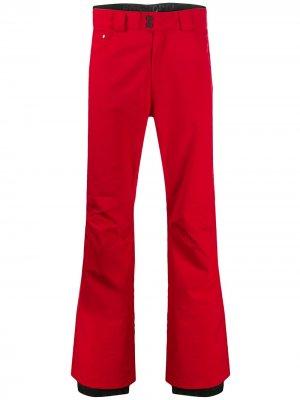 Лыжные брюки Palmares Rossignol. Цвет: красный