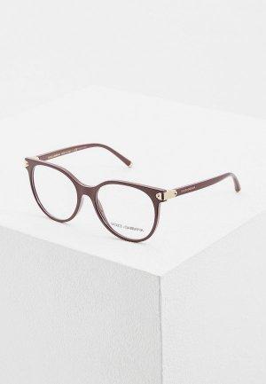 Оправа Dolce&Gabbana DG5032 3091. Цвет: бордовый