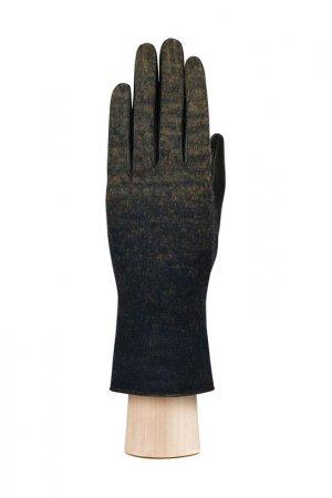 Перчатки Labbra. Цвет: черный, синий
