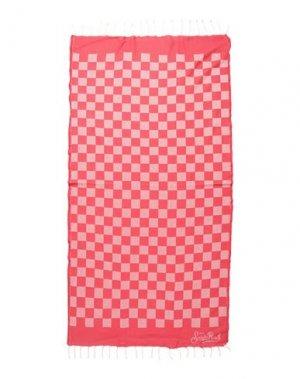 Пляжное полотенце MC2 SAINT BARTH. Цвет: красный