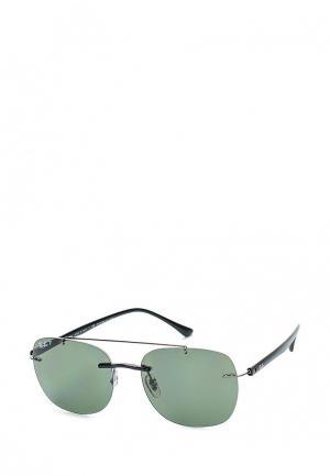 Очки солнцезащитные Ray-Ban® RB4280 601/9A. Цвет: черный