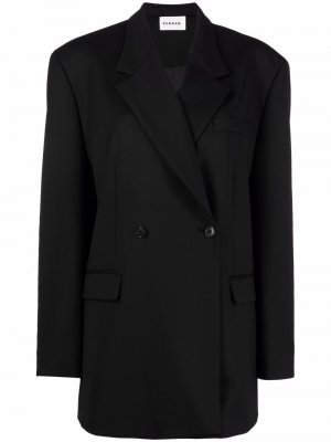 Tailored double-breasted blazer P.A.R.O.S.H.. Цвет: черный