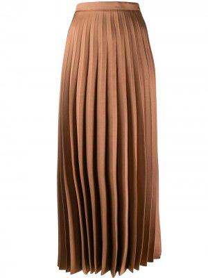 Плиссированная юбка макси L'Autre Chose