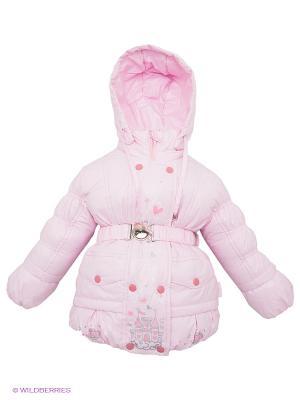 Куртка EVOLUTION. Цвет: розовый