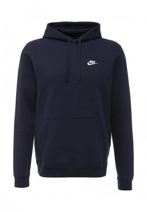 Худи Nike MENS SPORTSWEAR HOODIE. Цвет: синий