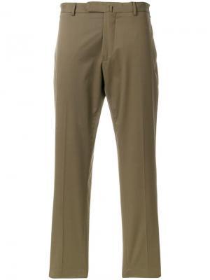 Укороченные брюки-чинос Dell'oglio