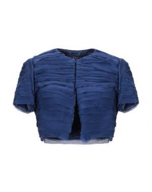 Пиджак LIST. Цвет: синий