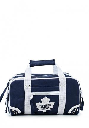 Сумка спортивная Atributika & Club™ NHL Toronto Maple Leafs. Цвет: синий