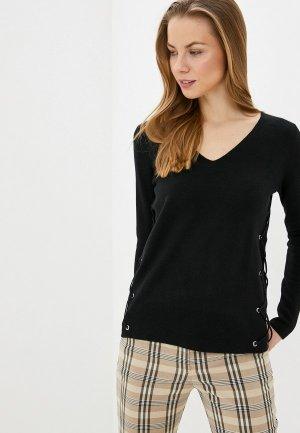 Пуловер Manode. Цвет: черный
