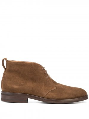 Ботинки дезерты Lucca Koio. Цвет: коричневый