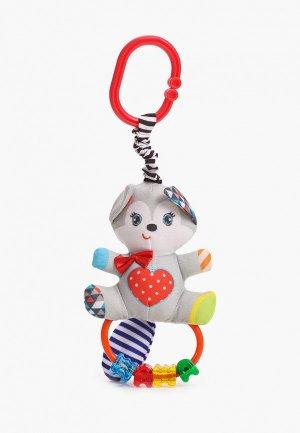 Погремушка Умка Ласковый котенок. Цвет: разноцветный