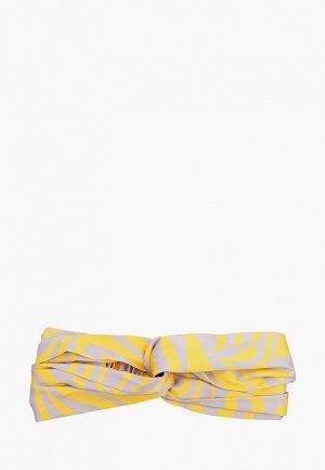 Повязка UNU Clothing. Цвет: желтый