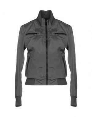 Куртка RRD. Цвет: темно-зеленый