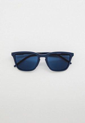 Очки солнцезащитные Dolce&Gabbana DG6145 329480. Цвет: синий