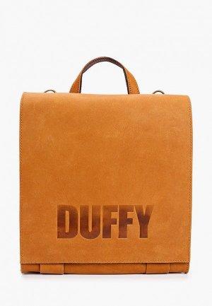 Сумка Duffy. Цвет: коричневый