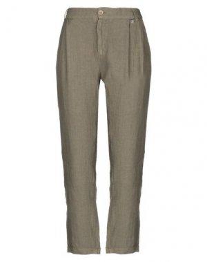Повседневные брюки REBEL QUEEN by LIU •JO. Цвет: зеленый-милитари