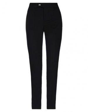 Повседневные брюки BOGNER. Цвет: черный