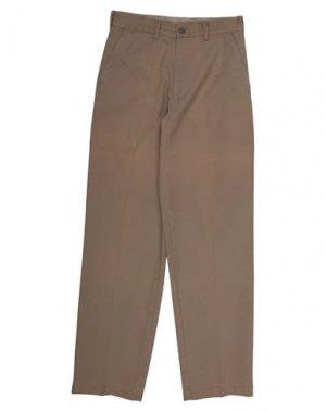Повседневные брюки DOCKERS. Цвет: верблюжий