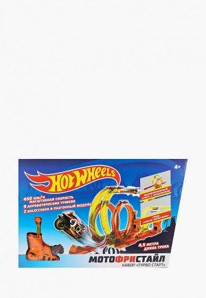 Набор игровой 1Toy Hot Wheels, Мотофристайл. Цвет: разноцветный