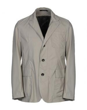 Пиджак MONTECORE. Цвет: голубиный серый