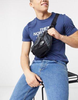 Серая легкая сумка-кошелек на пояс -Серый The North Face