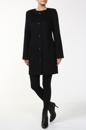 Пальто Шанель Веталика. Цвет: черный