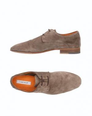 Обувь на шнурках AMBITIOUS. Цвет: серый