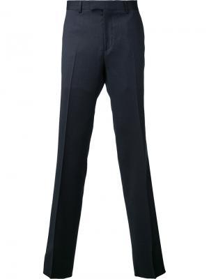 Классические брюки Cerruti 1881. Цвет: серый