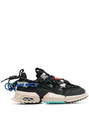 Кроссовки Titan GTX Li-Ning. Цвет: черный