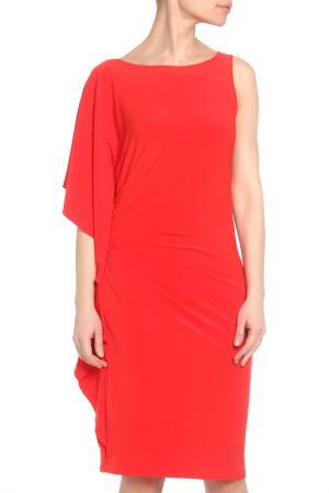 Платье Joseph Ribkoff. Цвет: красный