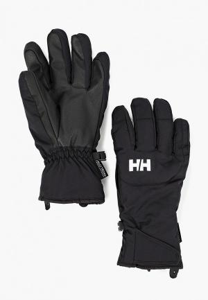 Перчатки Helly Hansen. Цвет: черный